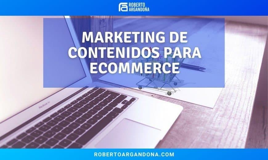 Marketing de Contenidos para Ecommerce
