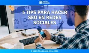 Como hacer SEO en Redes Sociales