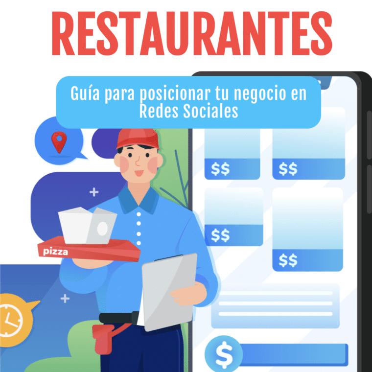Ebook Restaurantes Redes Sociales 2021