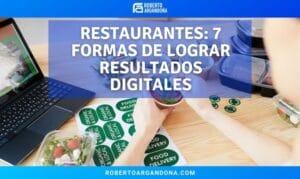 Marketing digital para posicionar Restaurantes