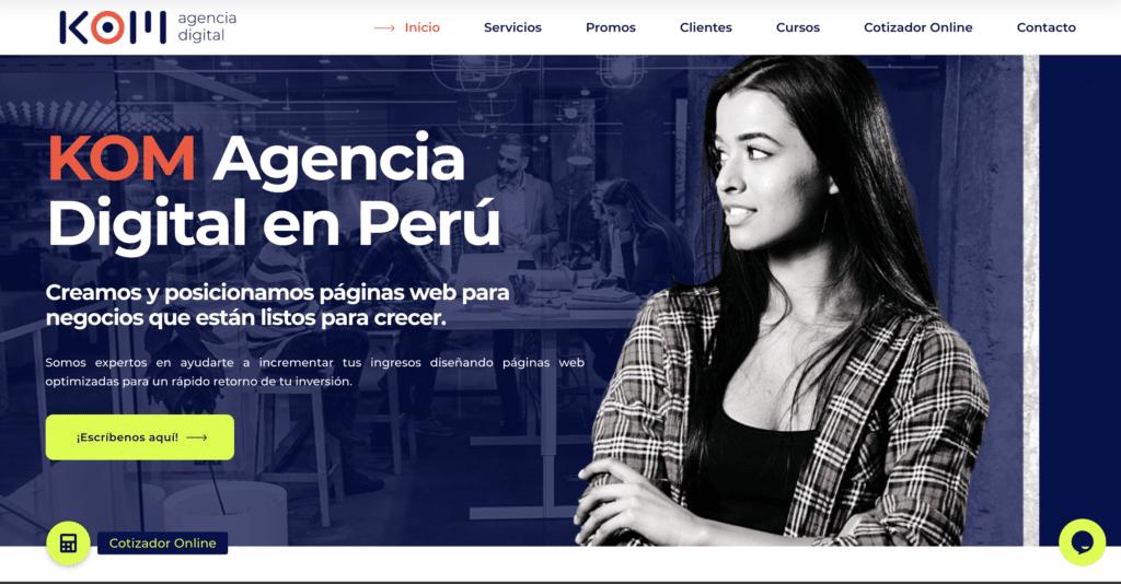 KOM Agencia Digital