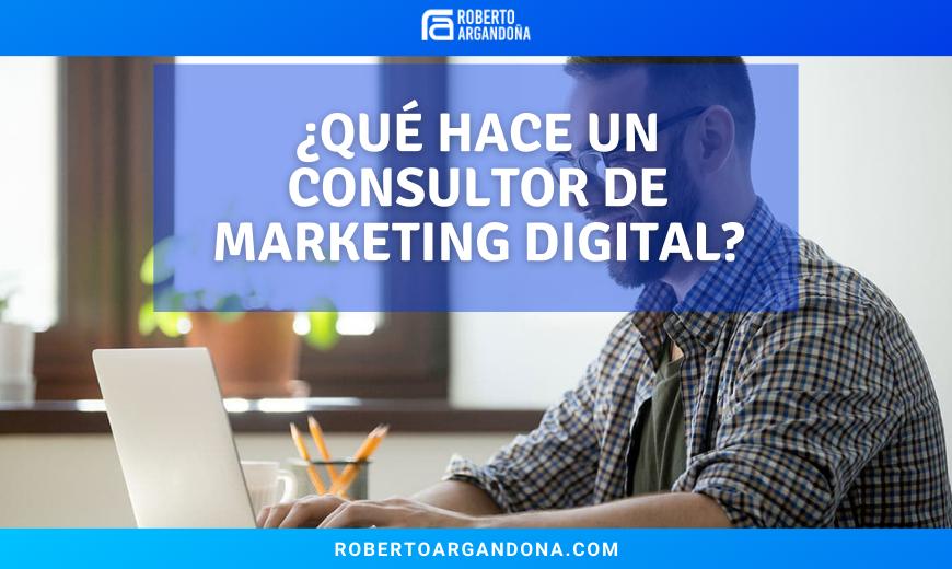 Consultor de Marketing Digital en Perú